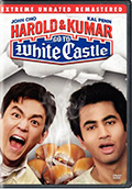 Harold & Kumar Go To White Castle Unrated DVD