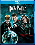 Harry Potter and the Order of the Phoenix Bluray