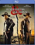 Hatfields & McCoys Bluray