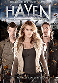 Haven: Season 4 DVD