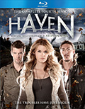 Haven: Season 4 Bluray