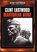 Heartbreak Ridge DVD