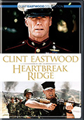 Heartbreak Ridge Re-release DVD