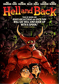 Hell and Back DVD