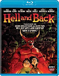 Hell and Back Bluray