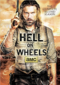 Hell on Wheels: Season 2 DVD