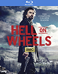 Hell on Wheels: Season 4 Bluray