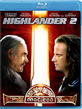 Highlander 2 Bluray