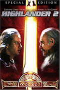 Highlander 2 Special Edition DVD
