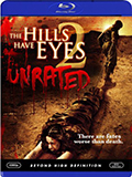 The Hills Have Eyes 2 Unrated Bluray