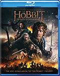 The Hobbit: Battle of the Five Armies Bluray