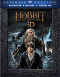 The Hobbit: Battle of the Five Armies Extended Edition 3D Bluray