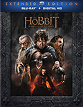 The Hobbit: Battle of the Five Armies Extended Edition Bluray