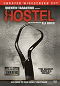 Hostel Unrated DVD