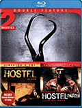 Hostel Double Feature Bluray