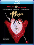 The Hunger Bluray