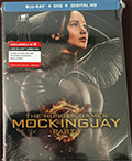 Mockingjay Part 1 Target Exclusive DVD