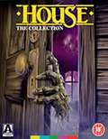House Collection Region B UK Bluray