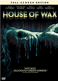 House of Wax Fullscreen DVD