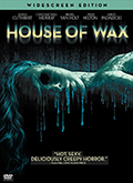 House of Wax Widescreen DVD