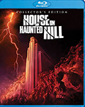 House on Haunted Hill (1999) Collector's Edition Bluray