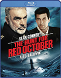 The Hunt for Red October Bluray