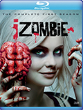 iZombie: Season 1 Bluray