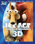 Ice Age 3 3D Bluray
