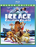 Ice Age: Collision Course 3D Bluray