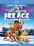 Ice Age: Collision Course Bluray
