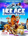 Ice Age: Collision Course Target Exclusive Bonus DVD