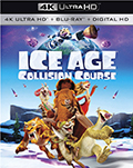 Ice Age: Collision Course UltraHD Bluray