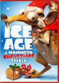 Ice Age: A Mammoth Christmas Special DVD