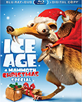 Ice Age: A Mammoth Christmas Special Bluray