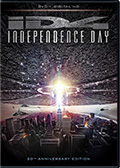 Independence Day Anniversary Edition DVD