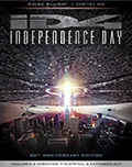 Independence Day Anniversary Edition Bluray
