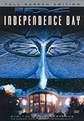Independence Day Fullscreen DVD