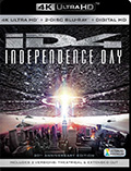Independence Day UltraHD Bluray