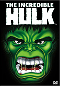 The Incredible Hulk DVD