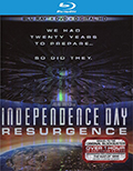 Independence Day: Resurgence Bluray
