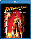 Indiana Jones and the Temple of Doom Bluray