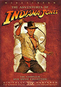 Indiana Jones The Complete Collection Widescreen DVD