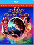 The Indian in the Cupboard Bluray