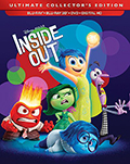 Inside Out 3D Bluray