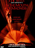 In The Mouth of Madness DVD