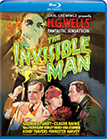 The Invisible Man Bluray