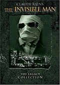 The Invisible Man Legacy Collection DVD