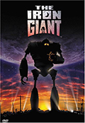 The Iron Giant DVD