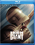 The Iron Giant Bluray