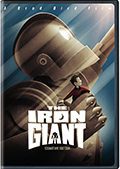 The Iron Giant Signature Edition DVD